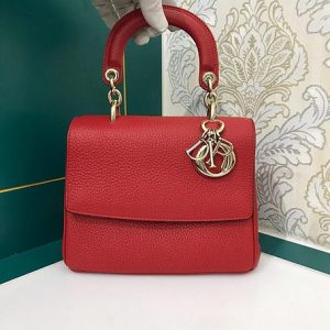 Excellent Dior Be Dior Mini Red